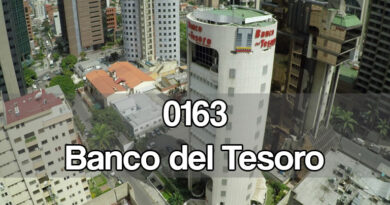 0163 Banco del Tesoro