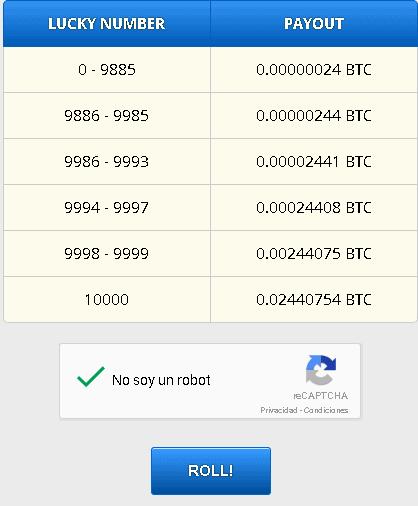 Bitcoins gratis en freebitcoin