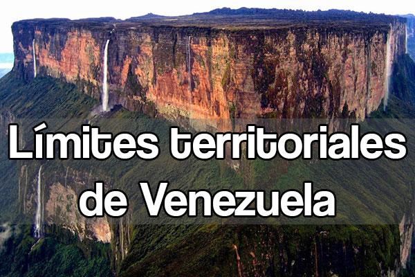 Fronteras de Venezuela