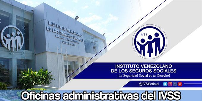 Oficinas administrativas IVSS