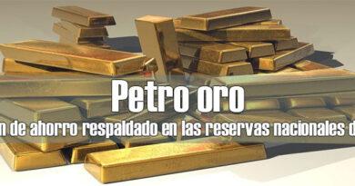 Petro oro