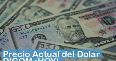Precio del dolar dicom en Venezuela