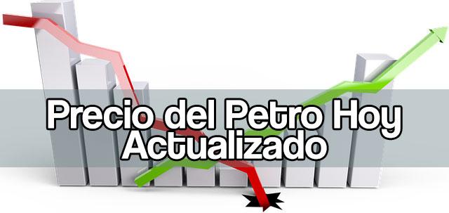 Valor del Petro