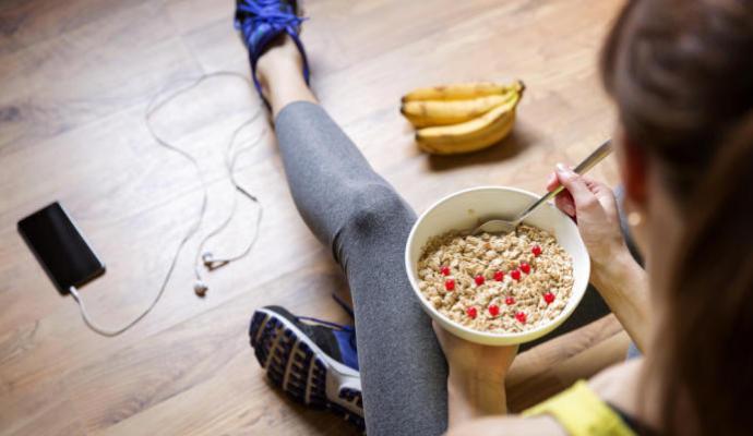 Perder peso en las mañanas